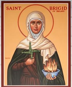 St Brigid