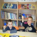 Blue Noses in Junior Infants