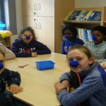 Blue Noses in Fifth