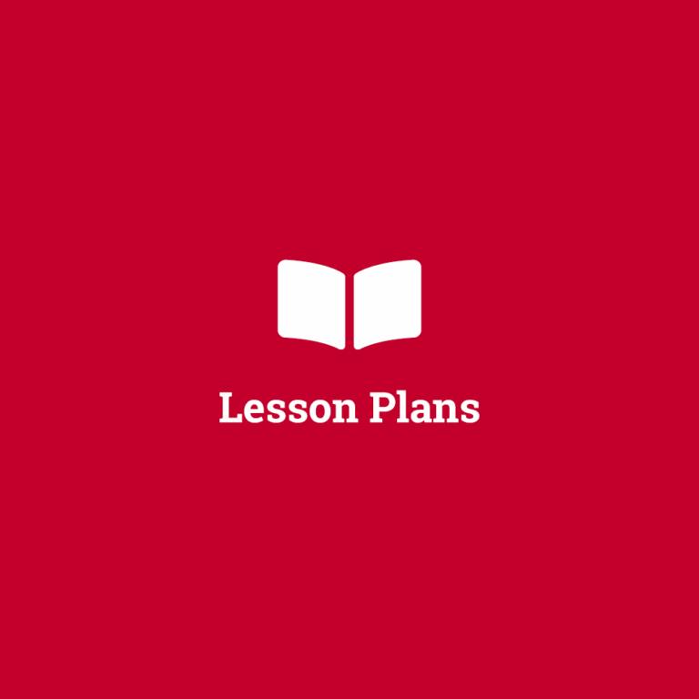 6th Class Lesson Plans