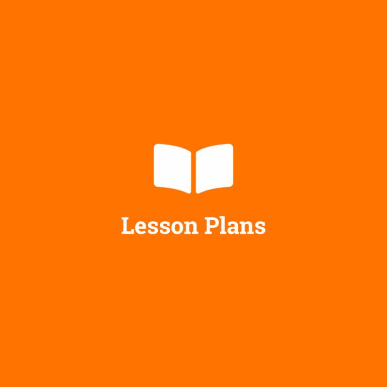 Junior Infants Lesson Plans