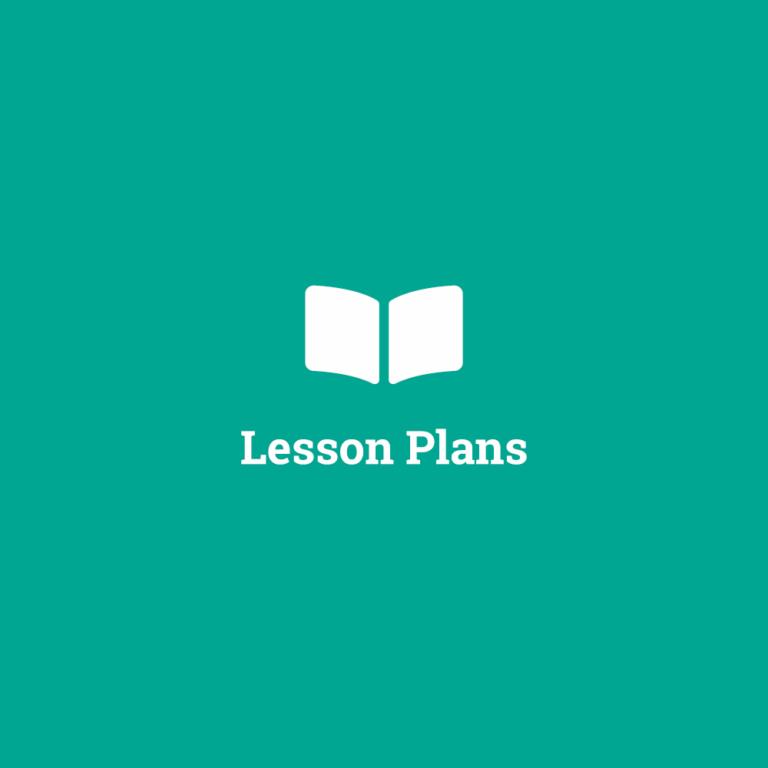 Senior Infants Lesson Plans