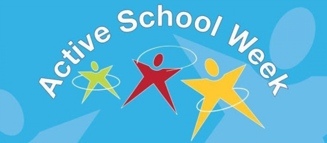 Active Schools Week Logo