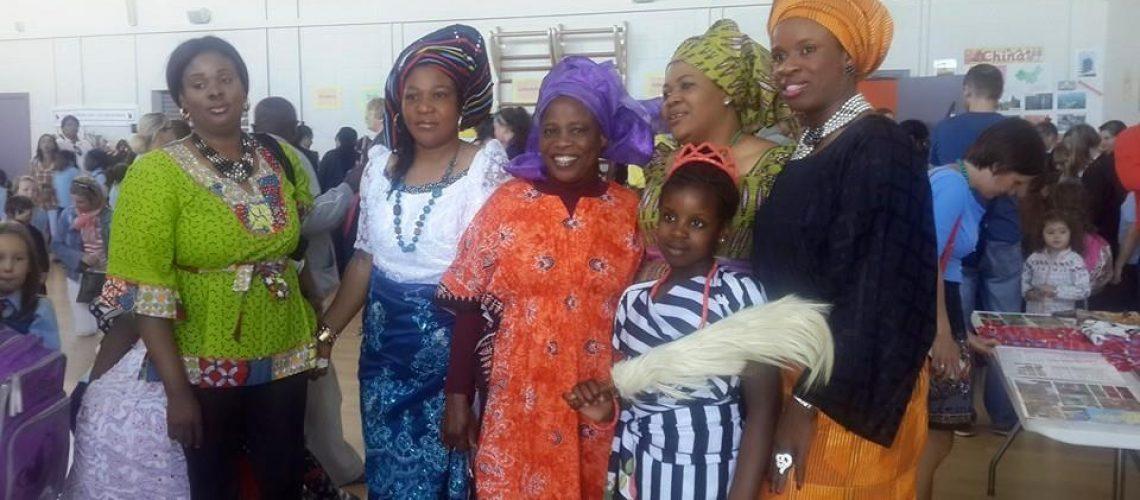 Nigeria!