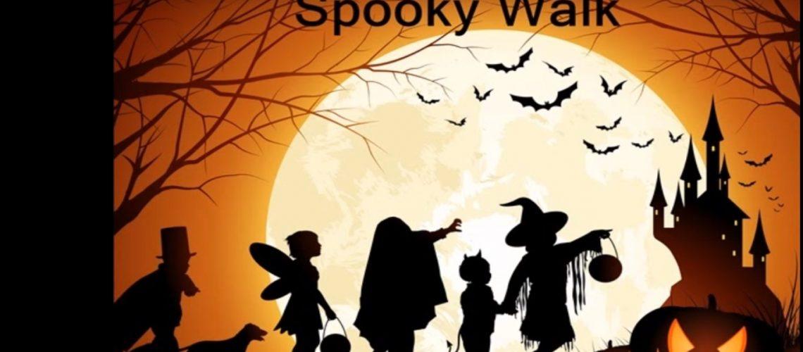 spooky walk